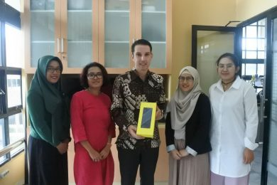 2018 - Frans Seda Foundation - Universitas Indonesia